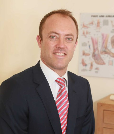 Mr David Shepherd - Melboune Orthopaedic Group